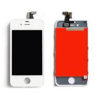 Pantalla Completa iPhone 4S -Blanco