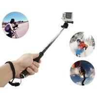 Palo Extensible Ajustable (Selfie Stick) PULUZ para Cámara GoPro HERO4/3+/3/2/1