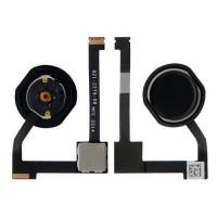 Botón Home Completo con Flex iPad Air 2 Negro