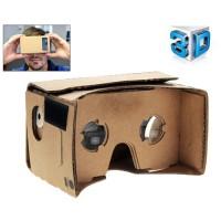 Gafas de Realidad Virtual 3D CardBoard con NFC para Móviles
