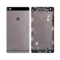 Carcasa Trasera Huawei P8 Gris Oscuro