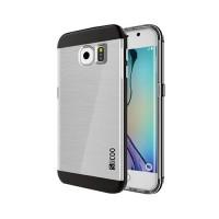 TPU Case Slicoo Samsung Galaxy S6 Edge G925F Transparent/Black