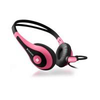 Auriculares y Micrófono Netsound 500 -Rosa