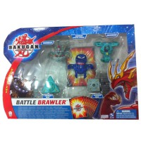 Bakugan: Pack 5 Bakugan Battle Brawler