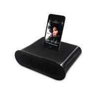Amplificador Pasivo Kidigi iPhone 4/4S/3/3GS/iPod Touch 4Gen -Negro