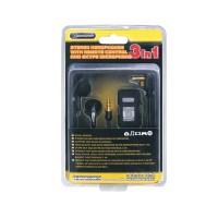 Auriculares con Microfono SKYPE PSP Slim/3000 - BLACK